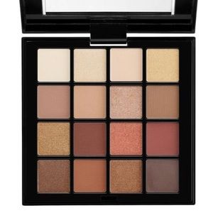 NYX Warm Neutrals Ultimate Eyeshadow Palette NEW!